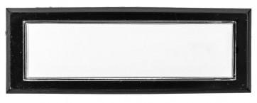 Plexiglas Namensschilder für Briefkasten und Klingenanlage