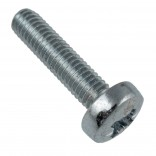 verzinkte Zylinderkopf Gewindeschrauben DIN 7985