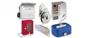 Briefkästen Geldkastten Schlüsselschränke