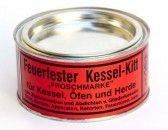 Dose FERMIT Kesselkitt 500 gramm Froschmarke, bis 1000° C., 11002