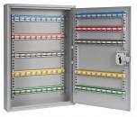 Format Schlüsselschrank S 100 vorgerichtet für Profilhalbzylinder,