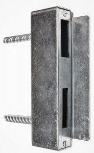 Gegenkasten 30x45x170 mm mit Steindollen