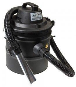 LIENBACHER elektrischer Aschesauger 21.06.090.0, mit Motor und Eimer 18 L.