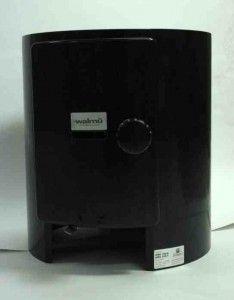 Kohlebadeofenuntersatz schwarz für Druckbadeöfen