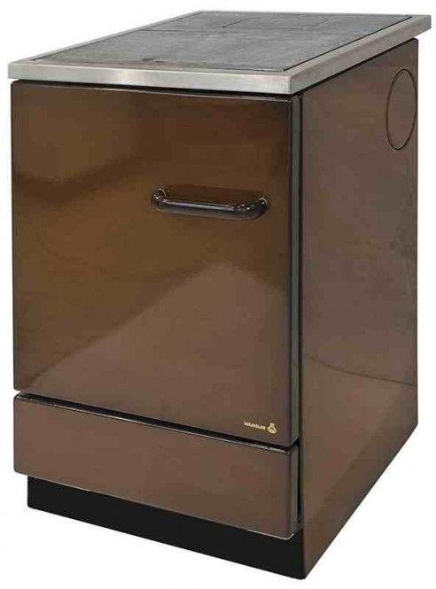 wamsler beistellherd k 155 s maron mit stahlplatte und abdeckhaube. Black Bedroom Furniture Sets. Home Design Ideas