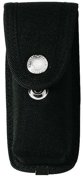 Cordura Messertasche für Messer m. 13 cm Heftlänge, mit 2 Druckknöpfen