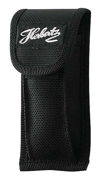 Messertasche 13 cm aus strapazierfähigem Nylon, längs und quer zu tragen