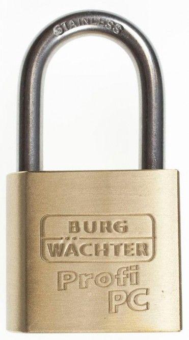 Halbzylinder Burg Wächter 116 PC 50 für auswechselbare Profil