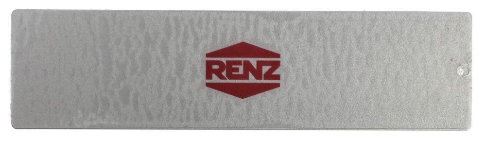 renz rsa2 alu namensschild 75 x 19 5 mm 97 9 85352 ev1. Black Bedroom Furniture Sets. Home Design Ideas